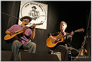 Eric Bibb and Michael Jerome Browne © JASSEPOES
