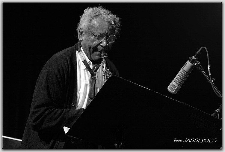 Anthony Braxton © JASSEPOES